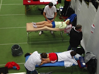 Physiotherapie (Foto: Pöhlitz)